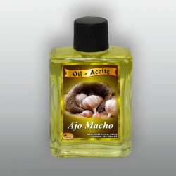 Garlic Macho - Oil